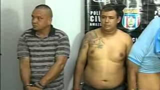 Amazonas TV 28 de Agosto - Desarticulação de quadrilha em feira no Bairro Santa Etelvina
