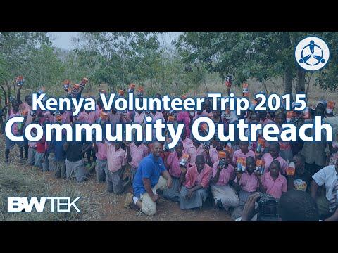 B&W Tek, Inc. - Community Engagement Initiative in Kenya
