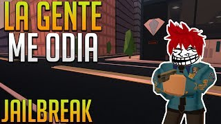 TROLLEO TO POLICIES AND PEOPLE ODIA ME - Jailbreak (Beta) - ROBLOX