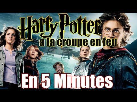 Harry Potter a la croupe en feu en 5 Minutes