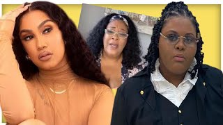 Queen explains why she CUT OFF her FAMILY‼️ Tina responds... **THIS IS GETTING MESSY**