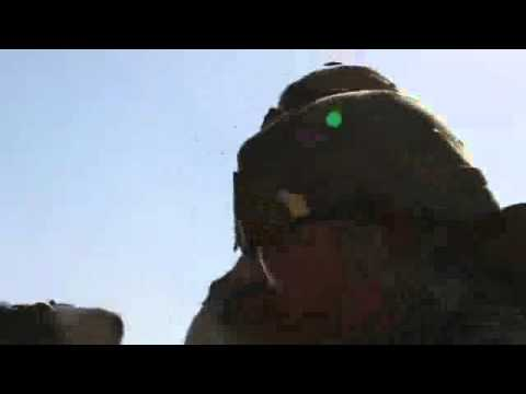 Marine Sniper Team Eliminates Taliban Spotter in Sangin