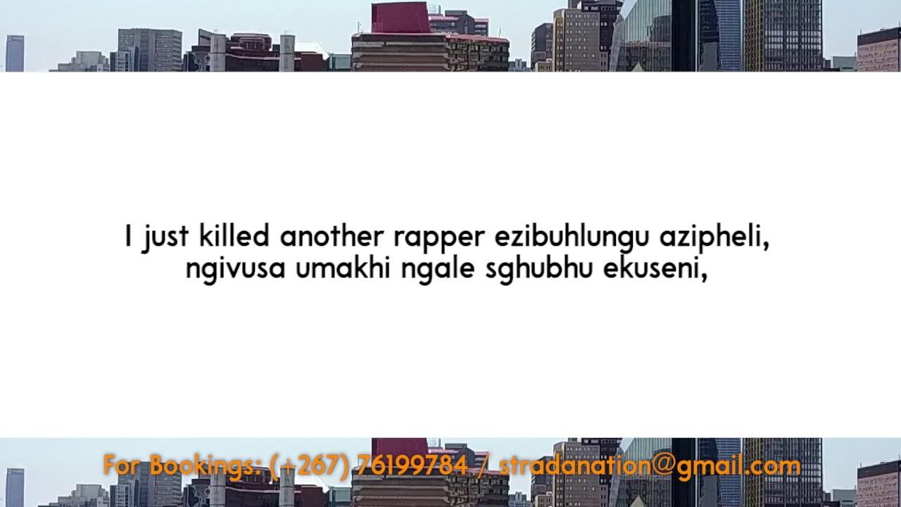 Dipstrada ft Ishmael & Touchline  Tshela Fela (Lyric Video) #1