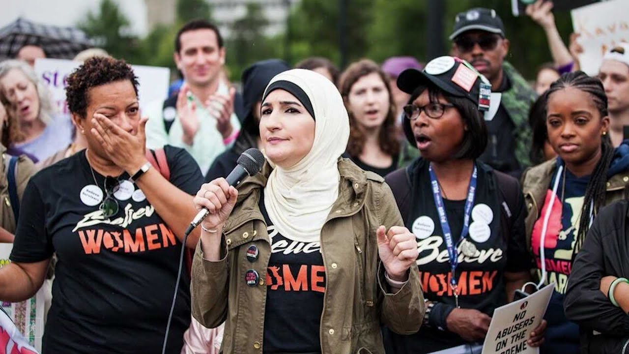 How Linda Sarsour Became an Activist - YouTube