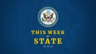 This Week at State: February 15, 2019 thumbnail