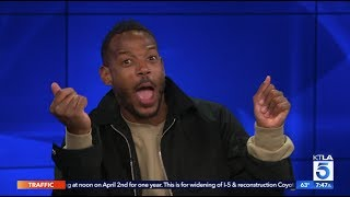 "Marlon Wayans on How he Relates to his Role on ""Marlon"""