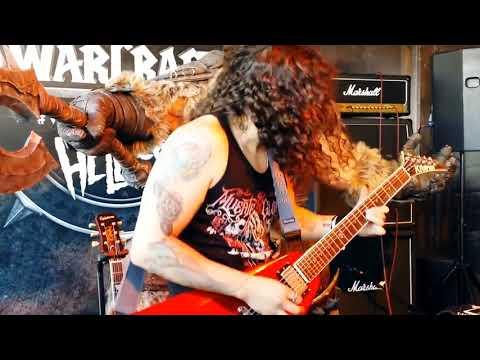 Charlie Parra - Speed F*cks ( LIVE Hellfest / France ) unreleased!