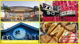 Walt Disney World & Orlando 2017 Vlog 27 - Last Full Day, Florida Mall, Bath & Bodyworks & Universal
