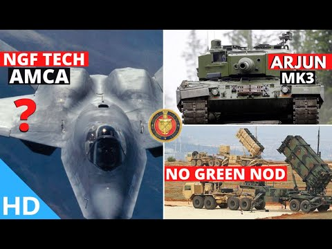 Indian Defence Updates : 50 Ton Arjun-MK3 FMBT,6th Gen NGF T