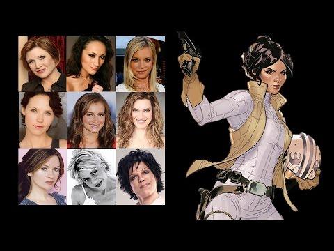 Comparing The Voices - Princess Leia