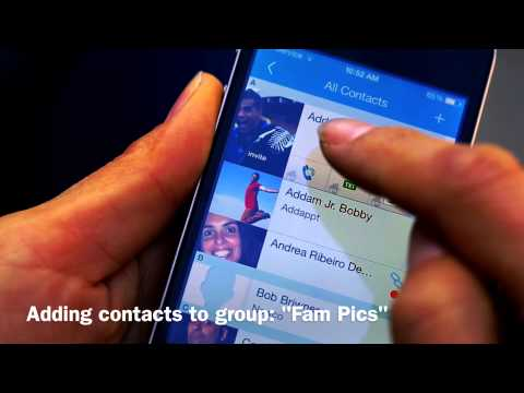 How to Create Groups for your iPhone's Contacts