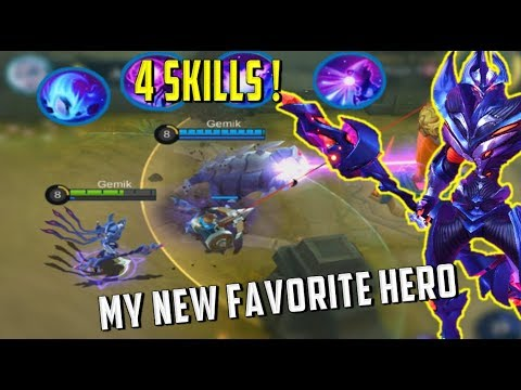 NEW HERO ZHASK PRO REVIEW – HONESTLY I LOVE HIM … – Mobile Legends