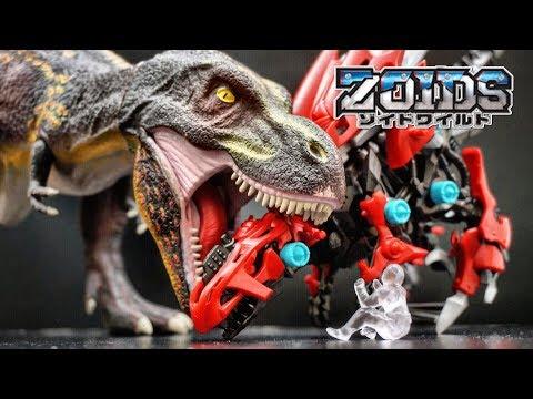 【ゾイドワイルド】メカジュラシックパーク‼︎  ギルラプター  レビュー★ZW02  メカ生命体ゾイド タカラトミー zoidz wild