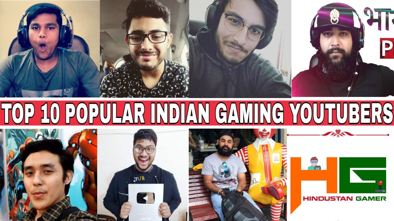 Image result for top gamers in india