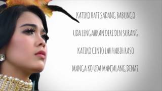 Ratu Sikumbang-Manjalang Denai (Official Lyric)