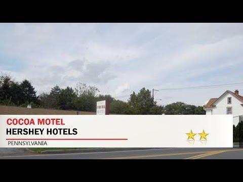 Cocoa Motel - Hershey Hotels, Pennsylvania