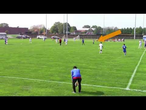 David Galic - Soccer Highlights - ILLINOIS CENTRAL COLLEGE