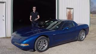 5 Things I Love About My Corvette Z06 And