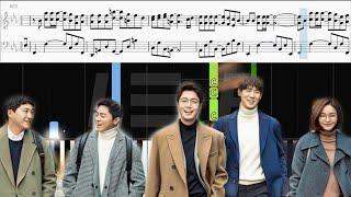조이 (JOY) - Introduce Me A Good Person | 슬기로운 의사생활 HOSPITAL PLAYLIST OST Part 2 | Piano Tutorial