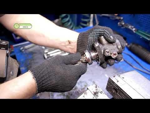 ниссан примера nissan primera ,снятие и ремонт рулевой рейки