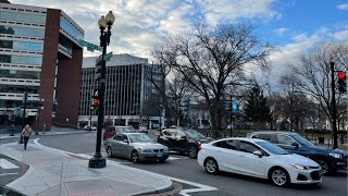 Live - Exploring Washington DC Neighborhoods (February 9, 2021)