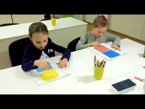 Занятие инновационной школы BeBrain 1