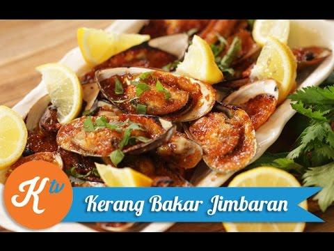 Resep Kerang Bakar Jimbaran Grilled Seafood Jimbaran Sauce Recipe Video Yuda Bustara Youtube