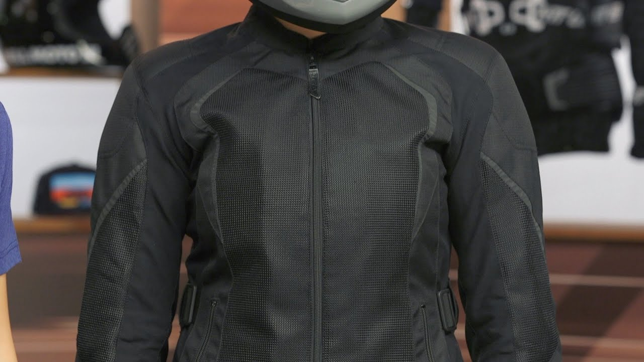 Download REAX Women's Alta Mesh Jacket Review