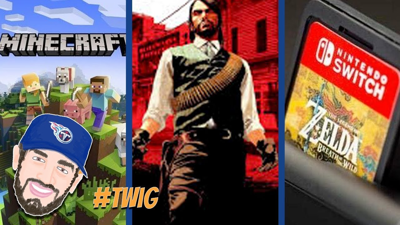 Minecraft Cross Play, Red Dead Redemption 2 PC, Nintendo Banning Game Carts | This Week In Gaming