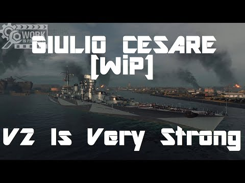 Giulio Cesare [WiP] - Version 2 Is Very Strong