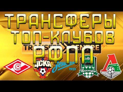 Трансферы чемпионата России: 2 дня на усиление топ-клубов! Кого нужно купить до конца лета!