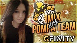 Mixowy skład vs POMPA team GFINITY!