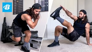 Full Body Fat Burning At-Home Workout | MFPRO x RSP Nutrition