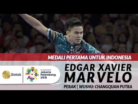 Aksi Menawan Edgar Marvelo yang Mempersembahkan Medali Pertama untuk Indonesia | Asian Games 2018 thumbnail