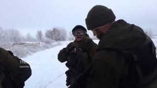 +18 Бой Группа снайперов ДНР обстреляли силы ВСУ 12 12 Донецк War in Ukraine