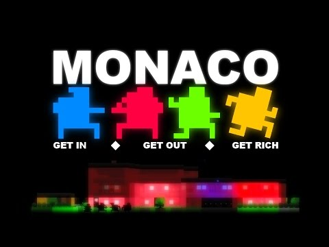 MONACO WHAT'S YOURS IS MINE #001 Gaming Late Night ★ Let's Play Monaco [Deutsch]
