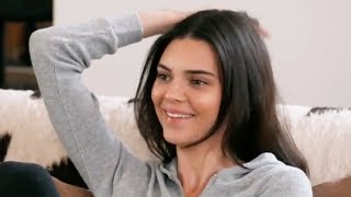 Kim Kardashian Reacts To Kendall Jenner Wanting A Baby Boy In New Video
