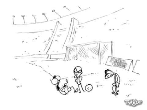 Cristiano Ronaldo vs Ronaldinho (Xpyc Team)