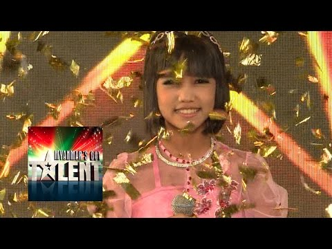 GOLDEN BUZZER AUDITION! Singer Audition Got Talent   Myanmar Got Talent 2015 Season 2 Episode 3: Golden Buzzer singers audition & moment on Myanmar's Got Talent 2015!  We have yet more talent this week performing for a place in the the next rounds! Subscribe to Myanmar's Got Talent: http://bit.ly/MyanmarsGotTalent_YT Watch more Got Talent auditions: http://bit.ly/MyanmarsGotTalent_YT