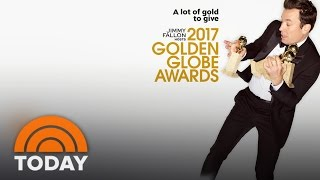 Golden Globes: Top Contenders, Jimmy Fallon's Secret Opening Number | TODAY