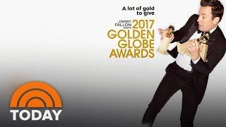 Golden Globes: Top Contenders, Jimmy Fallon