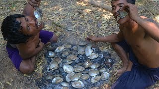 Primitive Survival Tool : Find Sea Food For Lunch