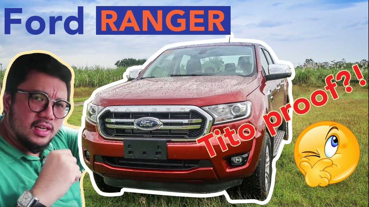 2018 Ford Ranger 2.2L XLT 4x2 AT (HONEST Review, Quick Specs and Price)