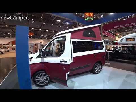 The Westfalia Ford Nugget 2020 camper