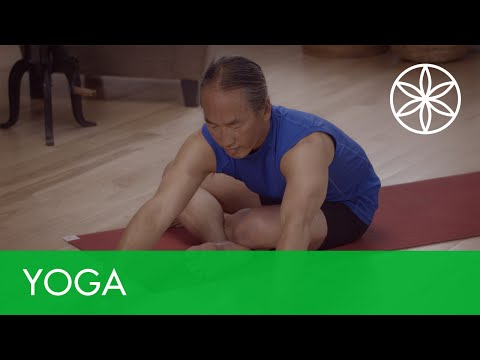 Flow Yoga for Beginners - Focus Flow | Yoga | Gaiam