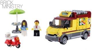 LEGO 60150 CITY ● PIZZA VAN