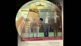Watch Statler Brothers Who Am I To Say video