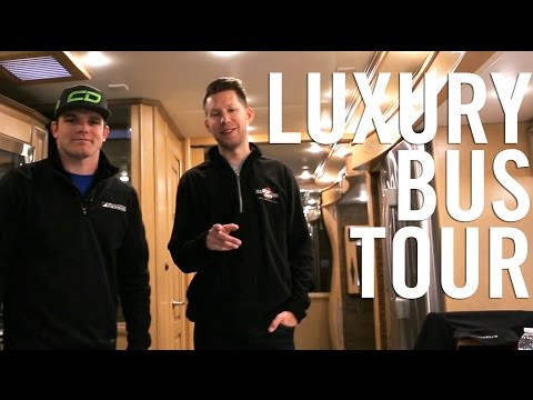 Conor Daly Bus Tour - #Indy500 - IndyCar