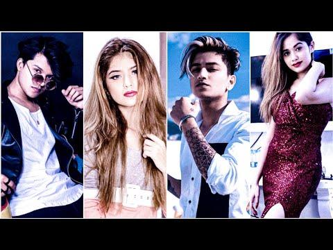 New Tiktok Funny & Attitude Videos Of Jannat Zubair,Mr.Faisu,Riyaz Aly,ArishfaKhan,Moj and Moj Video