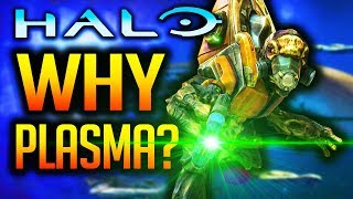 Halo Lore - Why the Covenant Uses Plasma (instead of bullets)